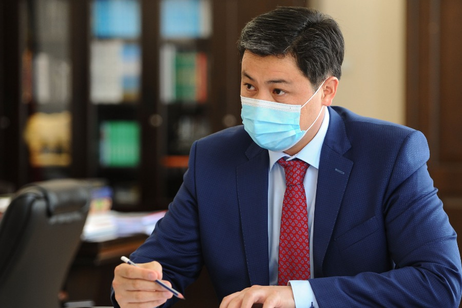 Марипов: Өзгөчө кырдаалдын кесепеттерин жоюуга тийиштүү күч тартуу зарыл