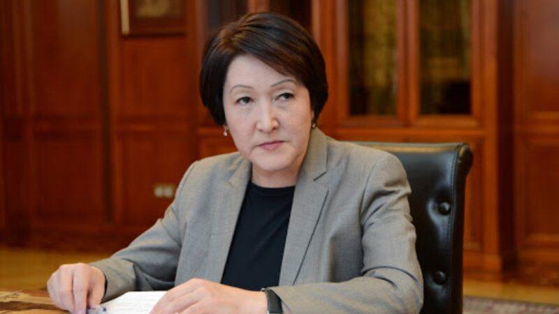 БШКнын төрайымы болуп кайрадан Нуржан Шайлдабекова шайланды