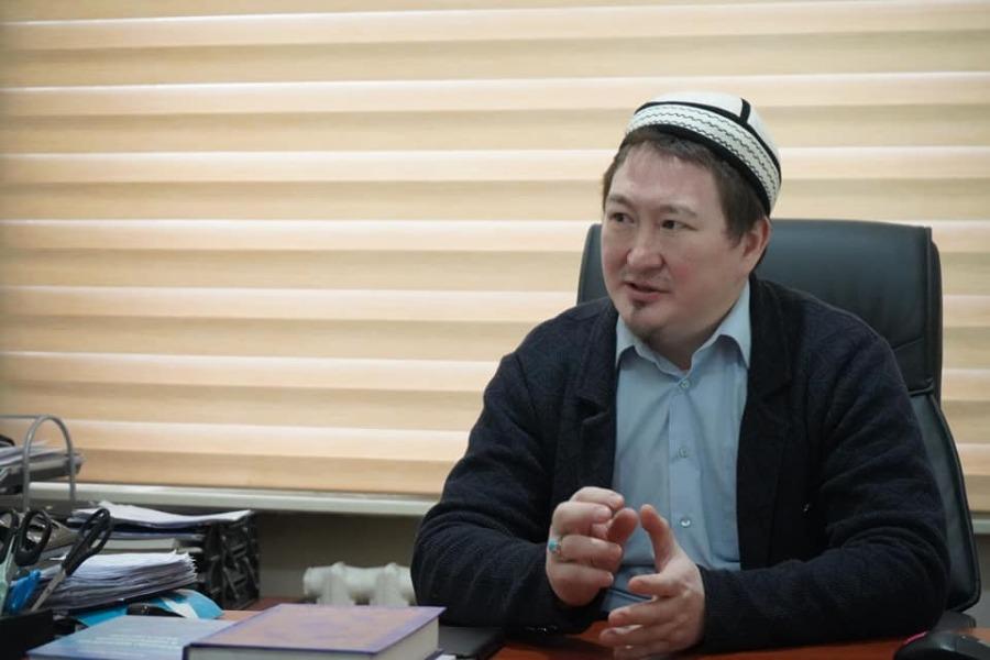 Муфтийдин орун басары Кадыр Маликов кызматтан кетүү арызын жазды