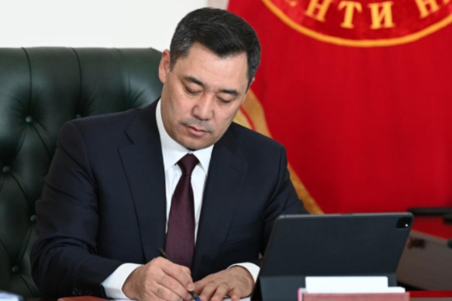 Мамлекеттик тил комиссиясы түз президентке карап, кайра түзүлдү
