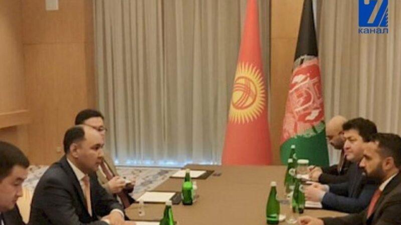 ТИМ: Афганистандын тышкы иштер министринин орун басарын кабыл алды