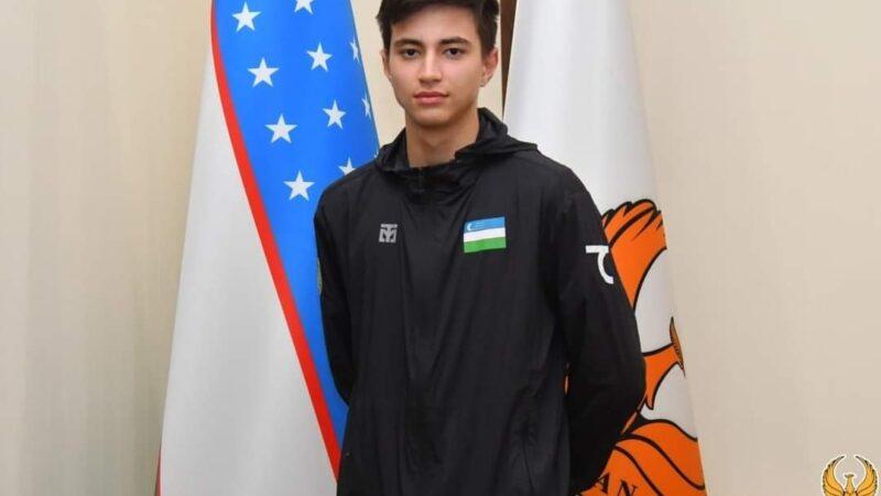 Улукбек Рашитов Өзбекстанга алгачкы алтын медалды алып  берди