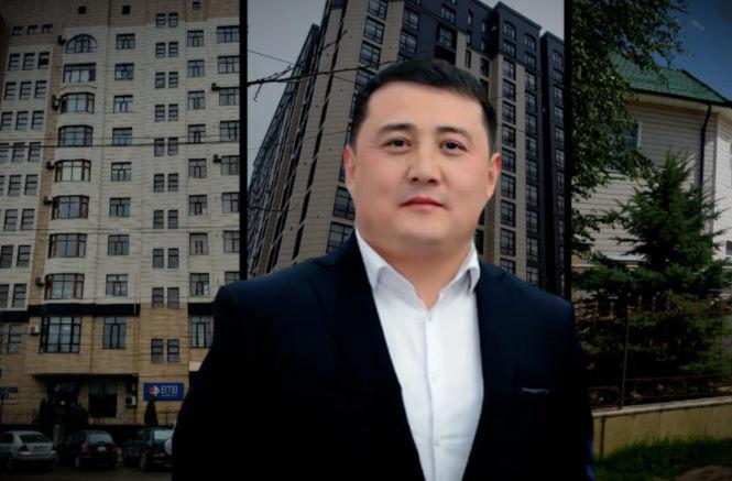 Түштүк-Батыш бажысынын башчысы Нурбек Айтмаматов үй камагына чыкты