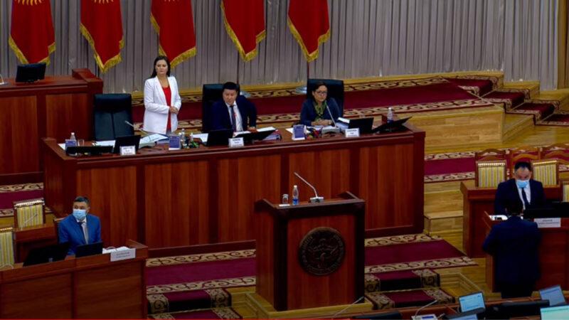 Министрлер кабинетинин өкүлдөрүн дайындоодо ЖКнын орду жок калмак