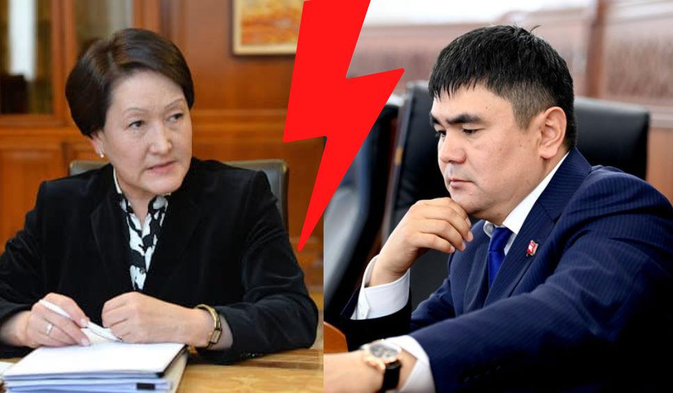 «Биздин Кыргызстан» 15 мандатын кайтарып алат. Жогорку Сот да партияны жактады