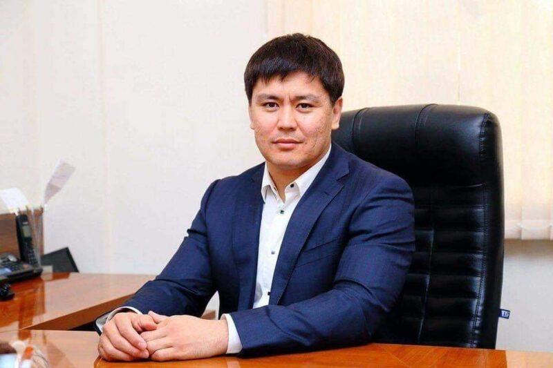 Кубанычбек Конгантиев Бишкек шаардык кеңешинин төрагасы болду