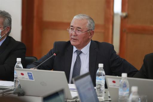 Бекбосун Бөрүбашов Президенттин кеңешчиси болуп дайындалды