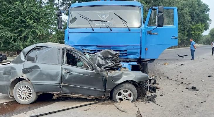 Бишкек — Чалдовар трассасында жол кырсык катталып, бир адам каза болду