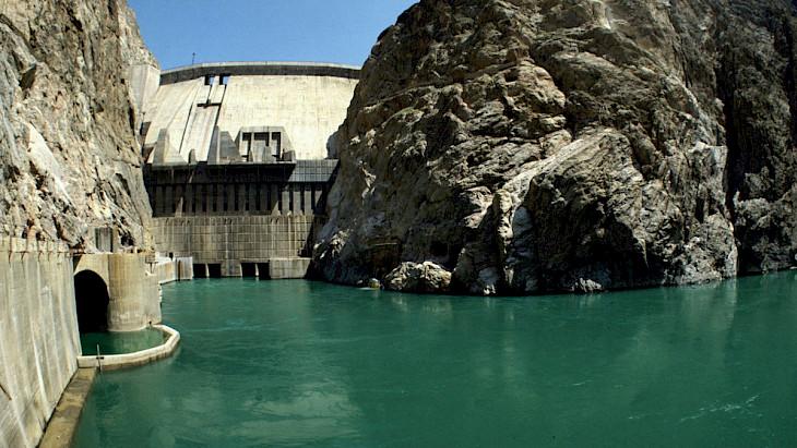 Токтогул суу сактагычындагы суунун көлөмү 11 млрд 889 млн куб метрди түздү