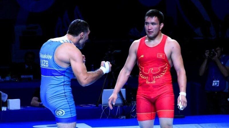 Атабек Азисбеков Токиодогу Олимпиада оюндарында 10-орунду ээледи