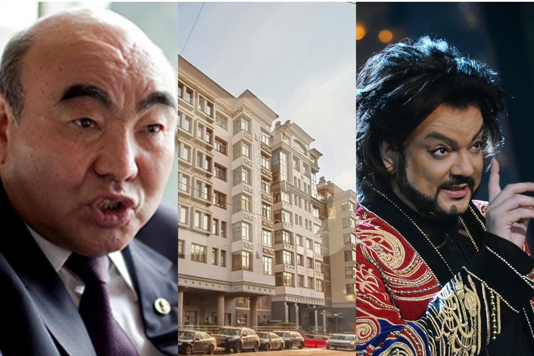 Аскар Акаев Москвадагы 1млрд рублдык «пентхаусун» Филипп Киркоровго саттыбы же?