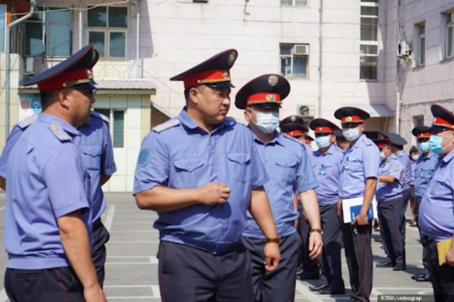 Спортчуларды тосуп алуу аземине коопсуздук үчүн 600 милиционер тартылат