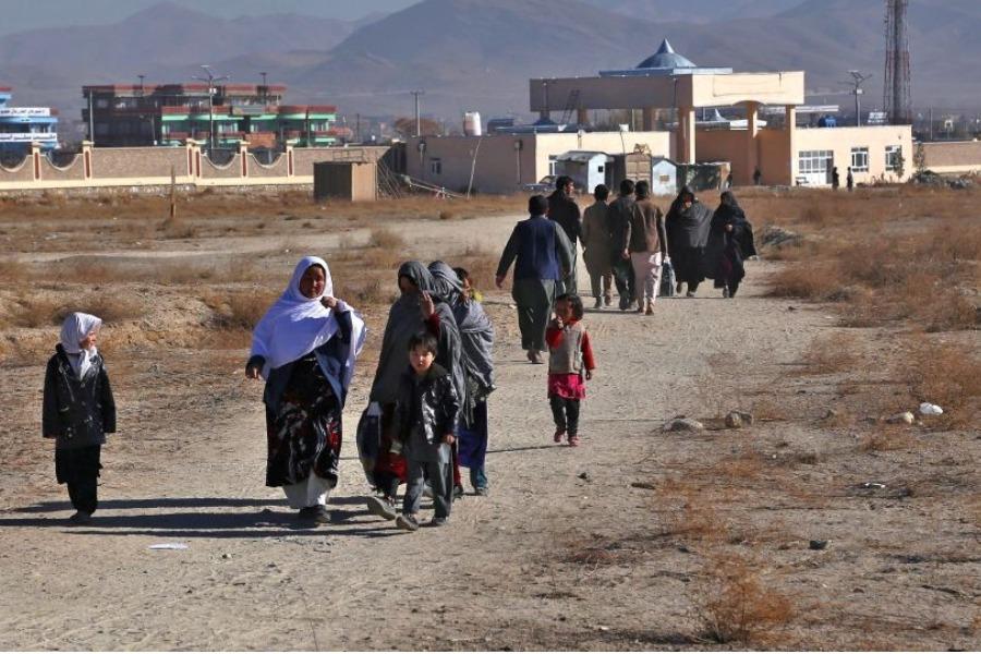 БУУ Афганистанга коңшу өлкөлөрдү, качкындар үчүн чек араларды жаппоого чакырды