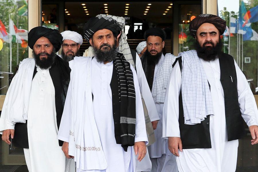 Талибдер Афганистандагы 20 жылдык согуштун аяктаганын жарыялады