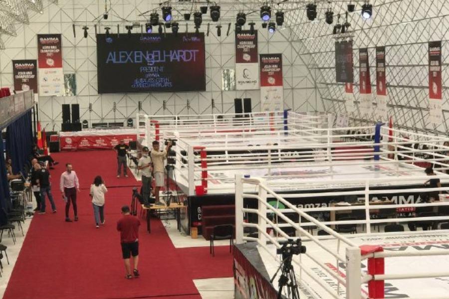 «10дон ашык өлкө катышат» Ысык-Көлдө биринчи жолу ММА боюнча Азия чемпионаты өтүүдө