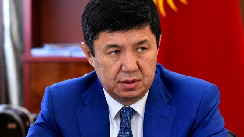Кумтөр иши боюнча экс-премьер Темир Сариев кармалды