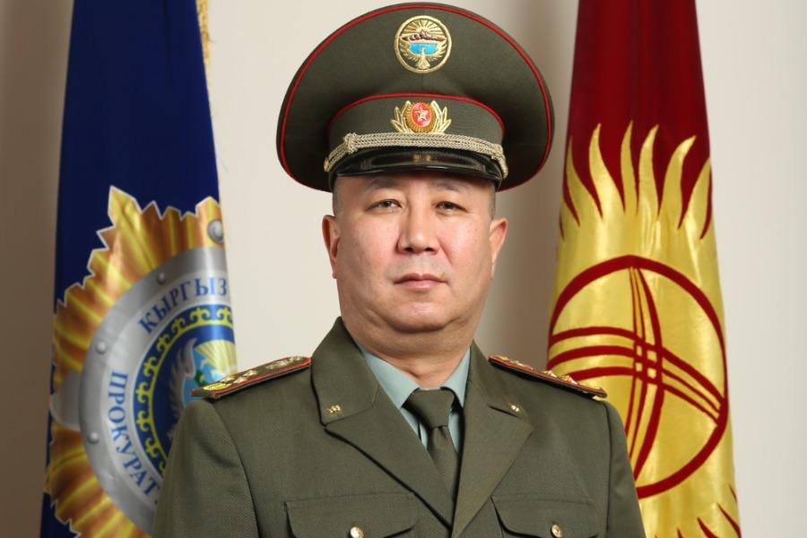 Нуркамал Набиев Баткен облусунун прокурору болуп дайындалды