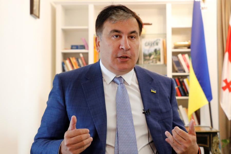 Грузиянын экс-президенти Талибдер эми Орто Азияга кол салаарын айтат