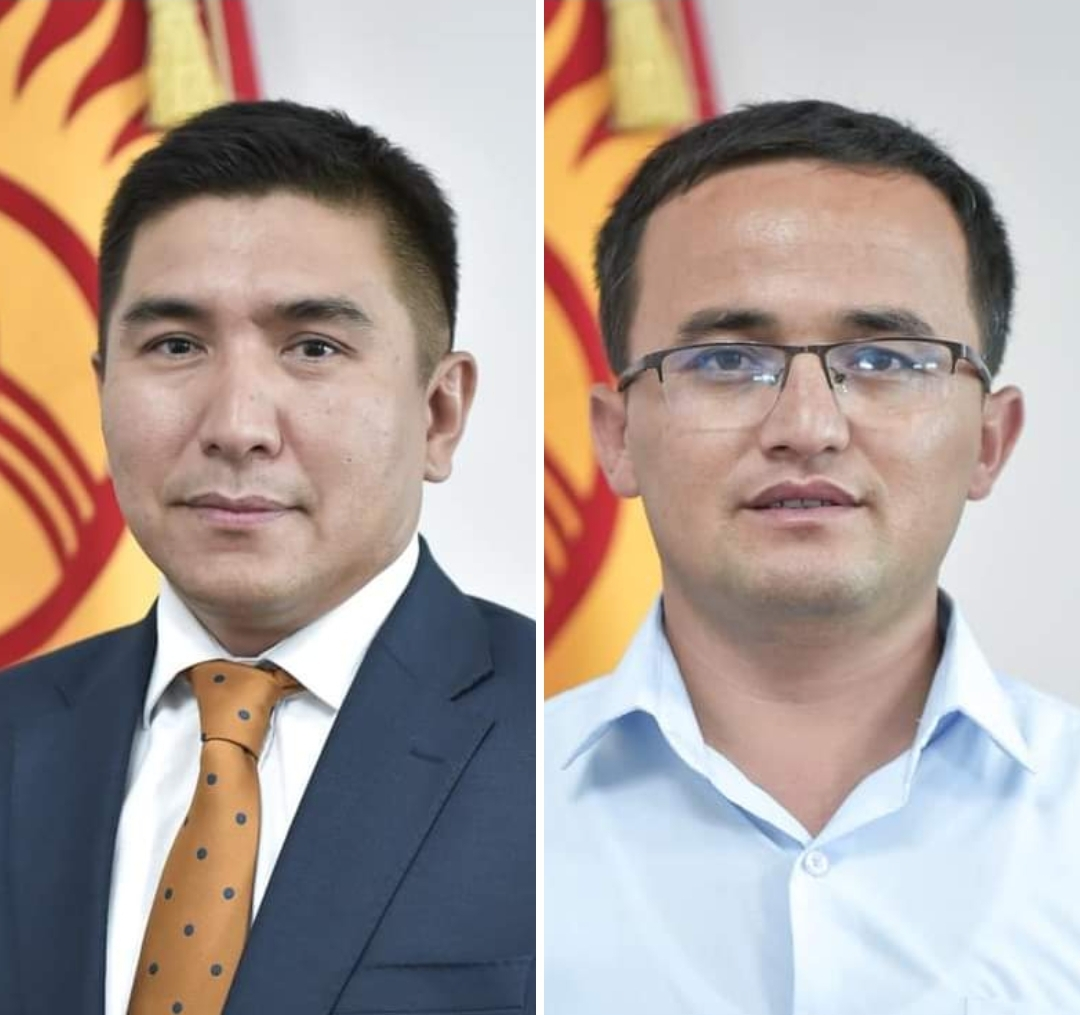 Азамат Абсаттаров Бишкек мэриясына ишке  кирди