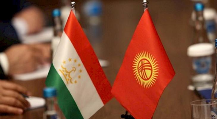 Кыргызстан менен Тажикстандын облус башчылары сүйлөшүп, аң казуу токтотулду