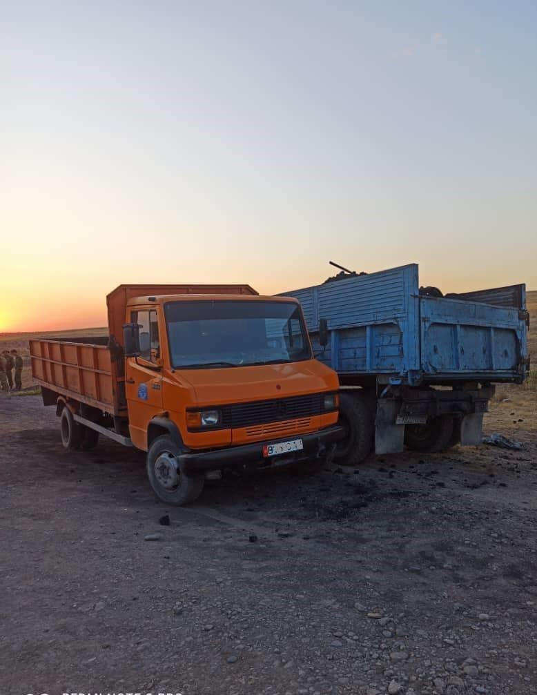 Тажикстанга 7 тонна көмүр өткөрүүгө аракет кылгандар кармалды