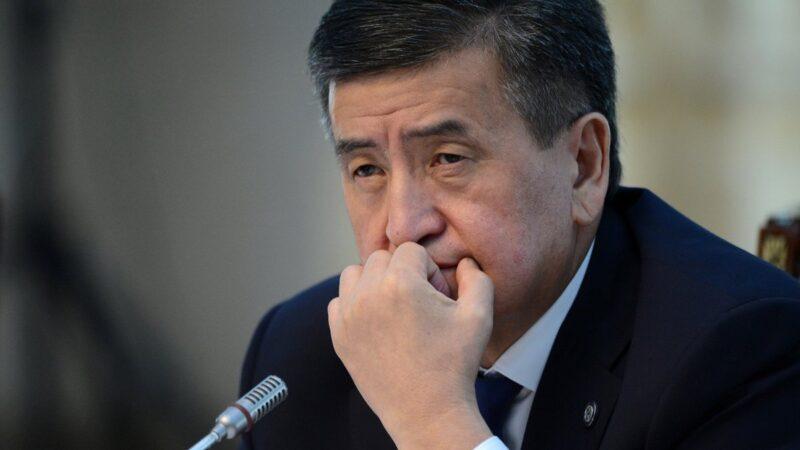 Мурдагы Президент Сооронбай Жээнбеков Кумтөр иши боюнча кайрадана суракка чакырылды