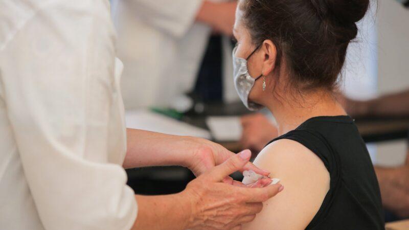Сообщество АУЦА активно вакцинируется!