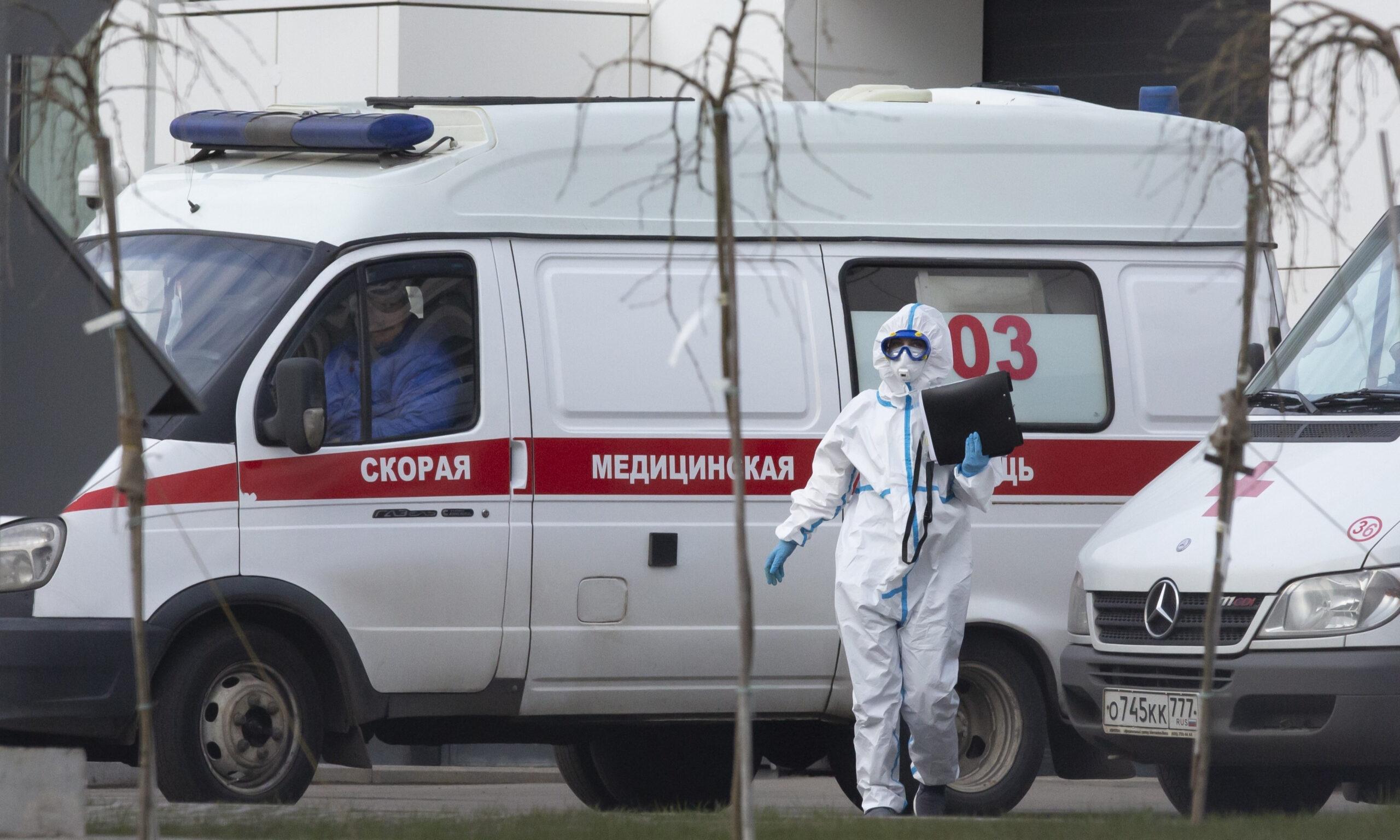Россияда коронавирустан каза болгондор кескин көбөйдү