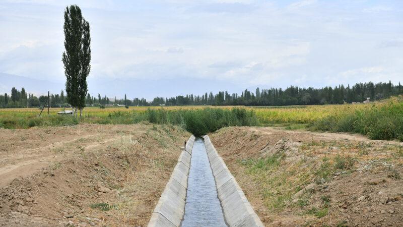 Марипов: Селде талкаланган ирригация объектилерин оңдоого 100 млн сом бөлүнөт