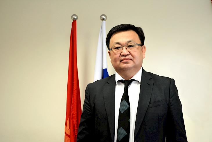 Азиз Аалиев Улукбек Мариповдун биринчи орун басары болуп дайындалды