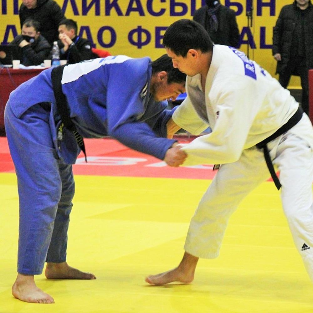 Алгачкы жолу Кыргызстанда Дзюдо эл аралык академиясы ачылат