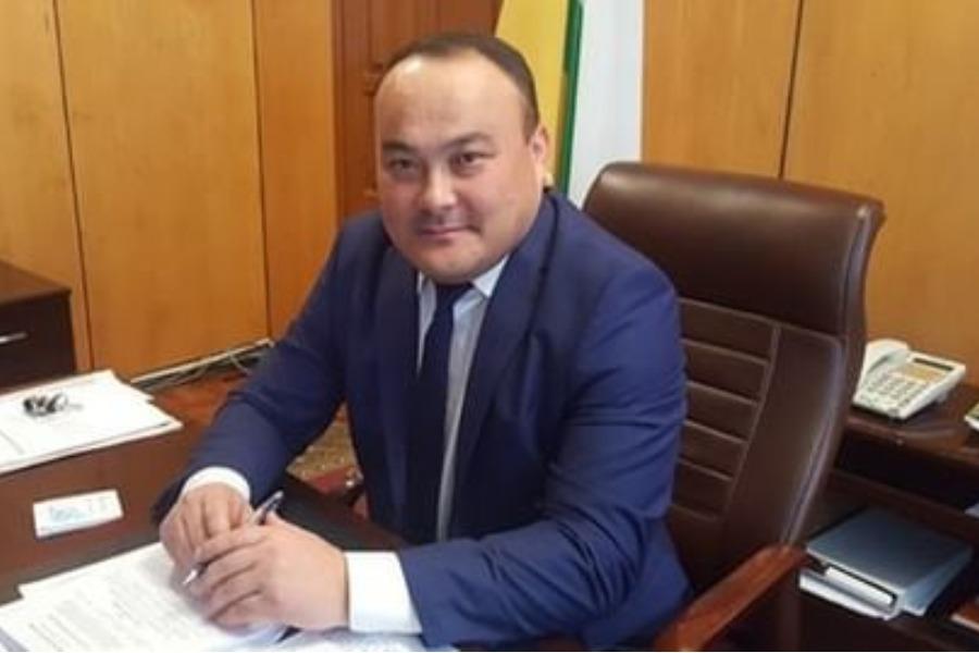 Дамир Кулубаев Кара-Кулжа районунун акими болуп дайындалды
