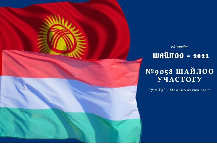 Шайлоо-2021. Венгрияда биринчи жолу Кыргызстандын шайлоо участогу түзүлөт
