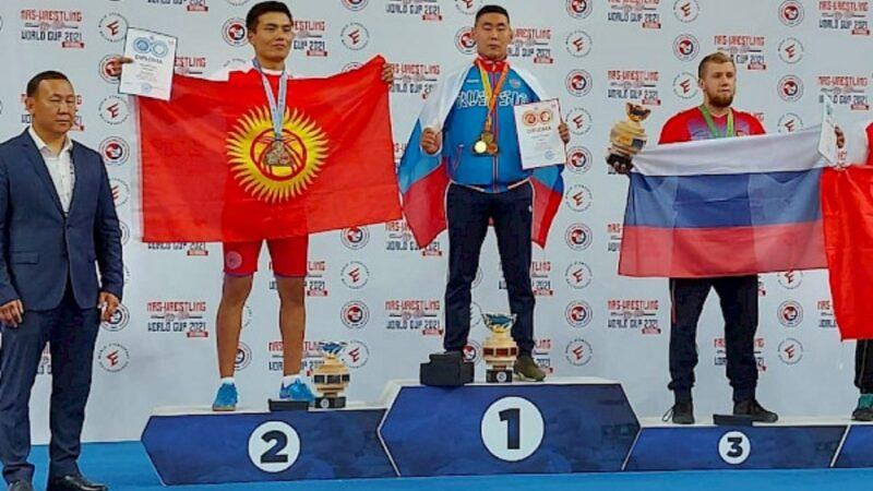 Таяк тартыш боюнча Кыргызстандык спортчулар Дүйнө кубогунун II этабында 15 медаль жеңди
