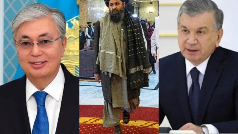 Казакстан менен Өзбекстан «Талибан» кыймылы менен кызматташууга даяр