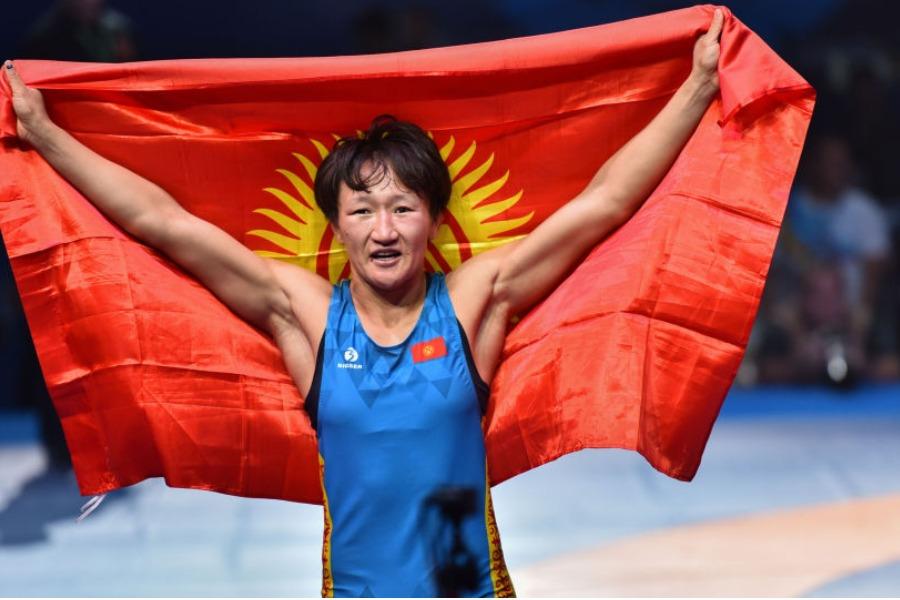 Айсулуу Тыныбекова 2-10-октябрда өтчү Дүйнө чемпионатына катышмай болду