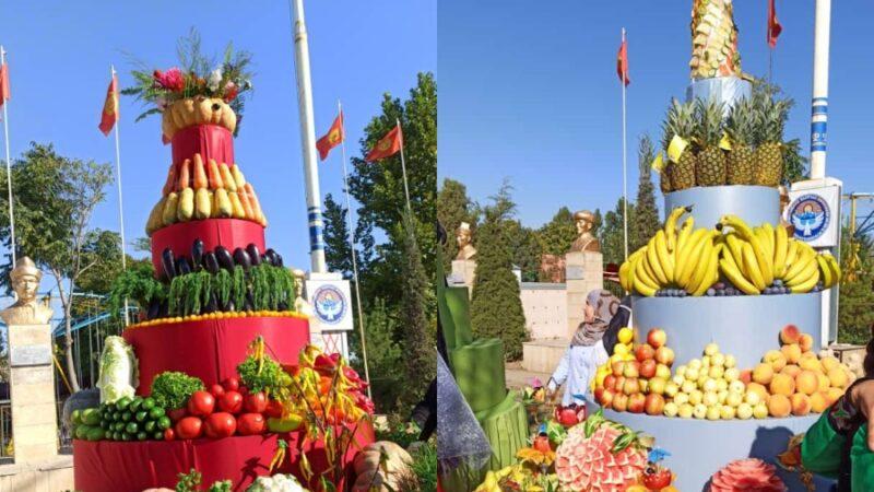 Ошто масштабдуу «Өзгөн-Мунара-2021» этно-фольклордук фестивалы өтүүдө
