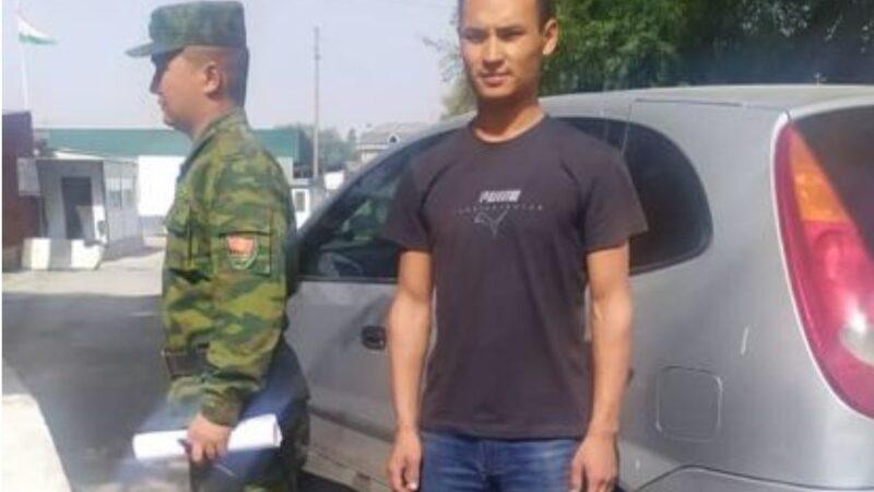 Тажикстандын УКМКсы тарабынан кармалган кыргыз жараны коё берилди