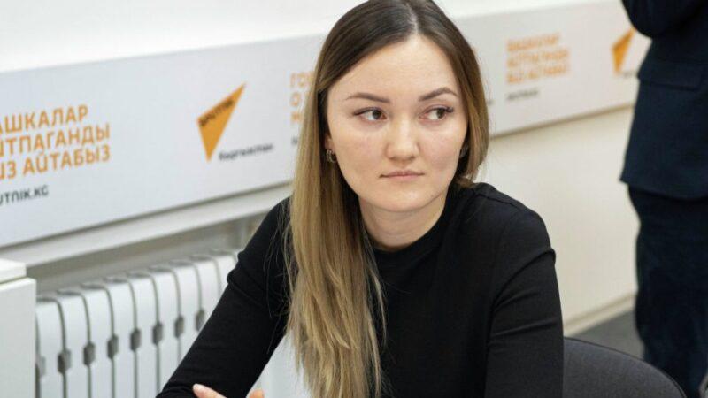 Бишкектин Билим берүү башкармалыгына 30 жаштагы Назгүл жетекчилик кылат