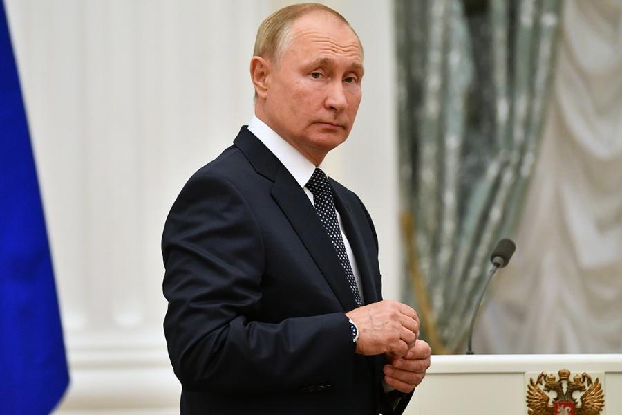 Путин Тажикстанда өтө турчу ЖККУнун жыйынына катышуудан баш тартты
