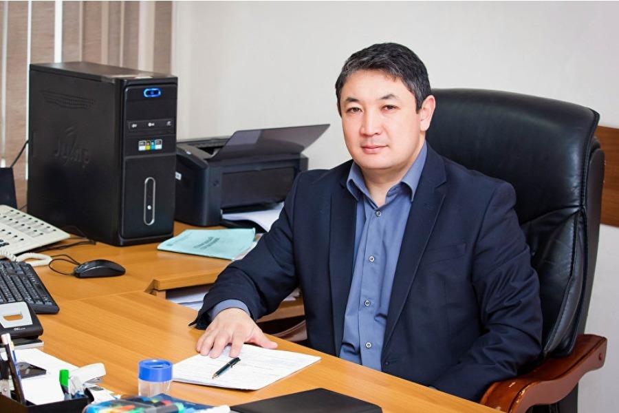 Жолдошбек Ачикеев «Кыргызстандын улуттук электр тармагына» башкы директор болуп дайындалды