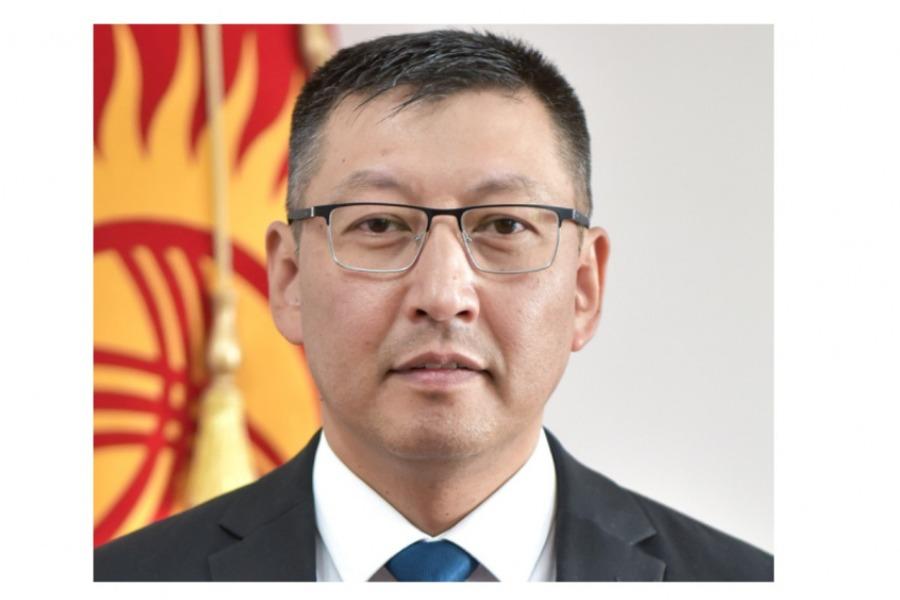 Бишкек шаарынын биринчи вице-мэрлигине Максатбек Сазыкулов дайындалды