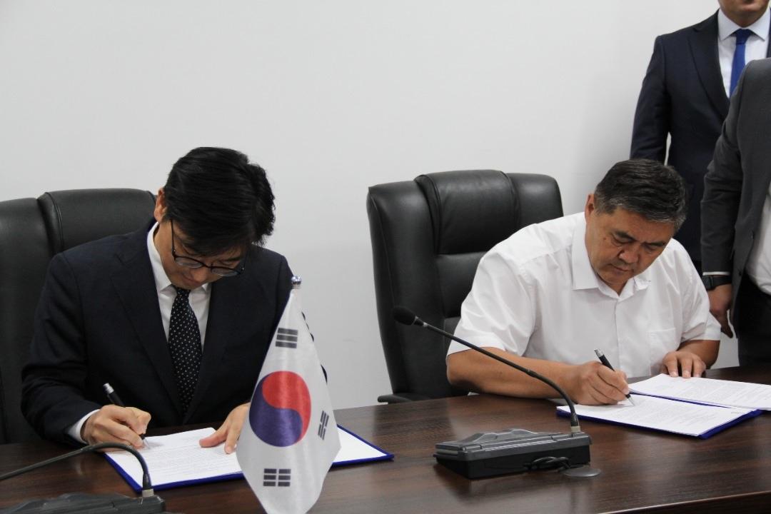 Кореянын KOICA агенттиги 5 жыл Кыргызстандагы киберкоопсуздукту көзөмөлдөйт