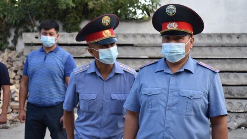 15-17-сентябрь Ош облусунда рейд жүрүп 35 кылмыштын бети ачылды