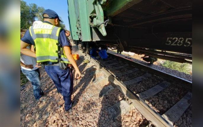 Бишкекте 20 жаштагы жигитти поезд сүзүп, каза болду