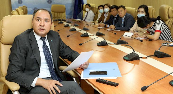 ТИМ: «Фейсбук» корпорациясы Кыргызстан менен кызматташууга кызыктар экендигин билдирди