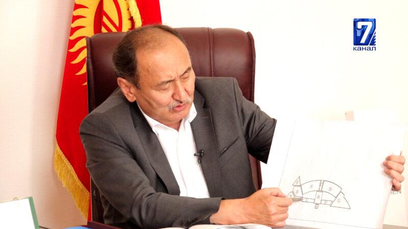 Министр Ысык-Көлдөгү балдар реабилитициялык борбору тууралуу айтып берди