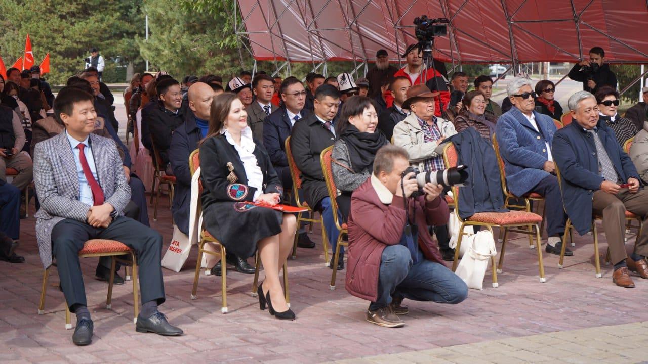 Ата-Мекен партиясынын алдыңки 5тиги аныкталды, Текебаев  өзү баштап барат