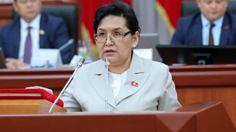 Гүлнара-Клара Самат Кыргызстандын Армениядагы элчиси болуп дайындалды