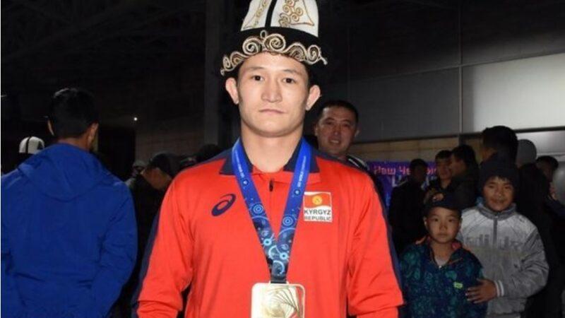 Дүйнө чемпионаты: Бүгүн кыргыз балбандарынан Жолдошбеков күрөшөт
